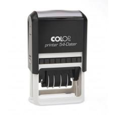 COLOP Printer 54 Dátum fekete