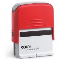 COLOP Printer C 30 piros