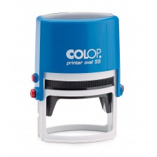 COLOP Printer Ovál 55 kék