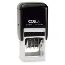 COLOP Printer Q 24 Dátum fekete