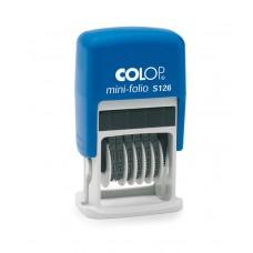 COLOP S 126 kék