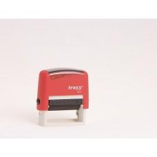 Traxx 9011 piros