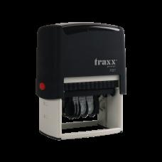 Traxx 7027 fekete